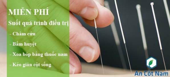 Chữa bệnh đau lưng bằng phương pháp châm cứu