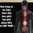 Đau lưng, bệnh đau lưng, chữa đau lưng