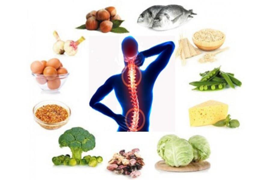 Lựa chọn chế độ dinh dưỡng hợp lý để phòng tránh thoát vị đĩa đệm tốt hơn
