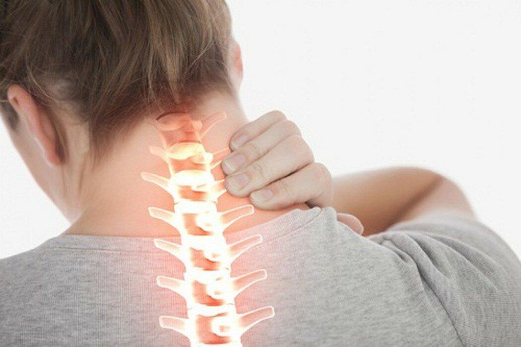 Đau đầu sau gáy do các chấn thương vùng cổ