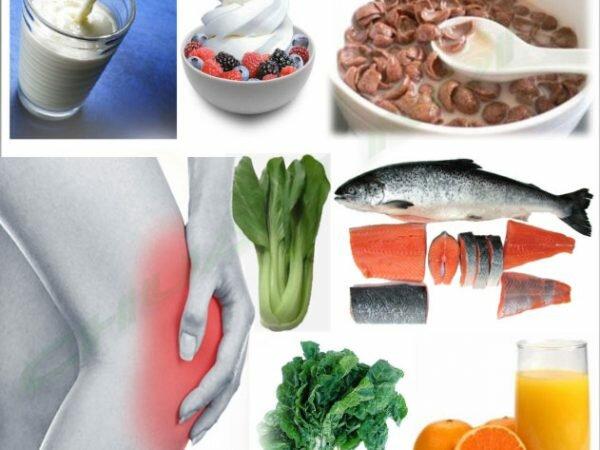 Đau nhức xương khớp nên ăn gì ?