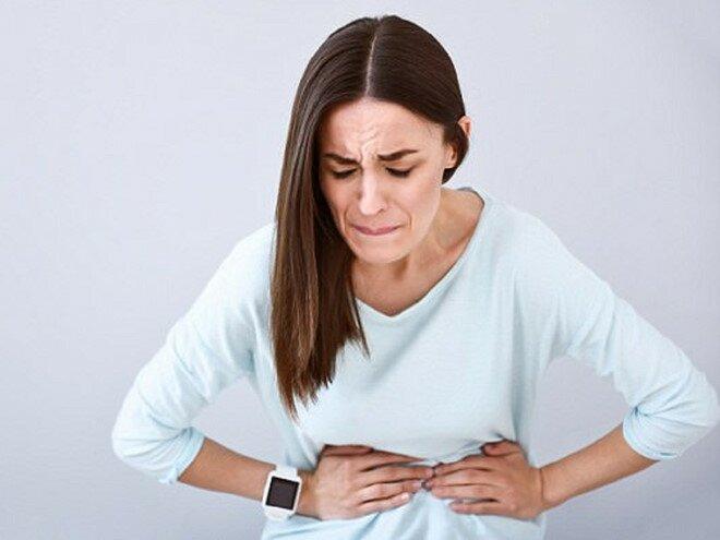 Hình ảnh đau dạ dày ở người bệnh