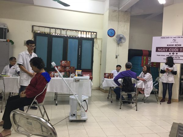 Chương trình khám bệnh MIỄN PHÍ được tổ chức định kì vào dịp cuối tuần của nhà thuốc