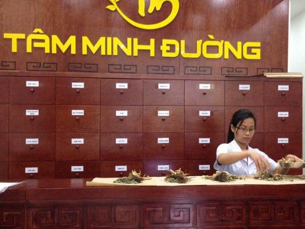 Chữa thoát vị đĩa đệm ở nhà thuốc Tâm Minh Đường