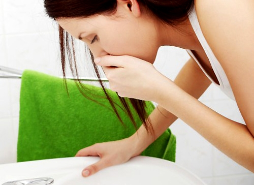 Triệu chứng buồn nôn khi bị rối loạn tiêu hóa
