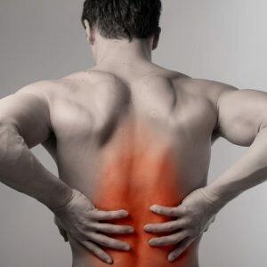 Đau lưng đau ngực là hiện tượng gì
