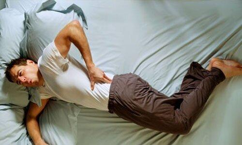 Nguyên nhân gây đau lưng khi ngủ dậy
