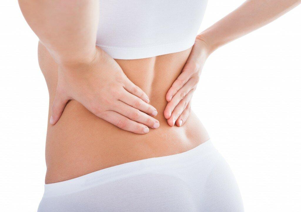 Triệu chứng đau lưng bên phải
