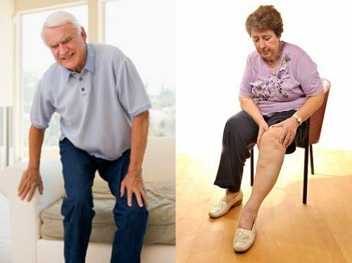Cách trị đau khớp gối tại nhà