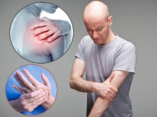 Biểu hiện đau vai gáy tê tay