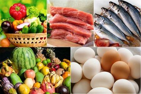 Nhóm thực phẩm tốt cho người bị đau thần kinh tọa