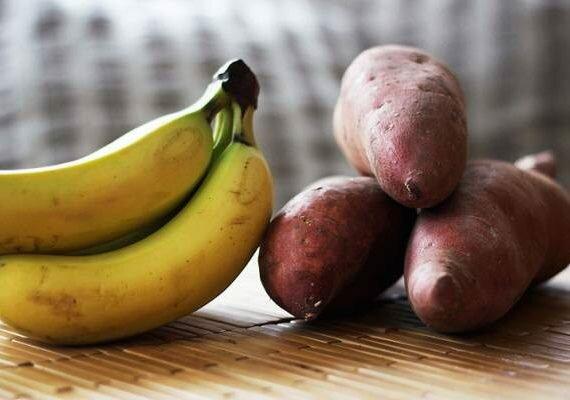Khám phá sự kết hợp giữa khoai lang và chuối