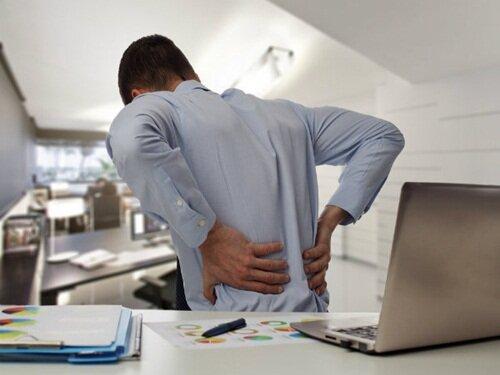 Nguyên nhân gây ra bệnh đau lưng