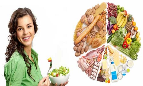 Chế độ ăn uống lành mạnh giúp hỗ trợ điều trị khó thở do trào ngược