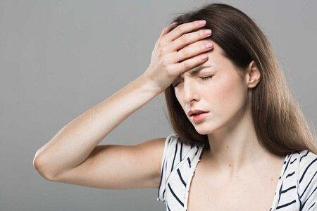 Chóng mặt là một trong những tác dụng phụ của Omicap -20
