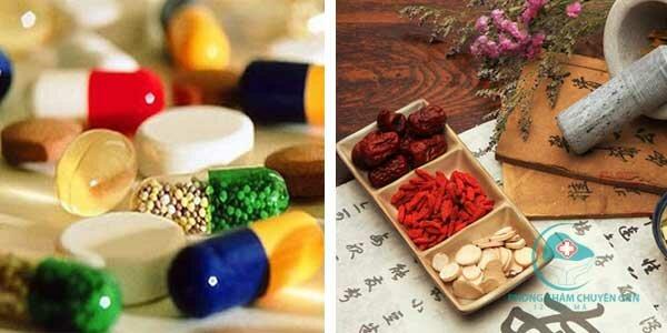 Điều trị rối loạn tiêu hóa bằng các loại thuốc, bài thuốc Đông - Tây y điển hình