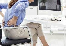 đau lưng ở người trẻ