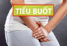 Bệnh tiểu buốt gây ra rất nhiều khó chịu và đau đớn khi đi tiểu