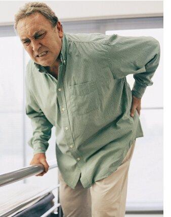 Triệu chứng bệnh đau cột sống lưng